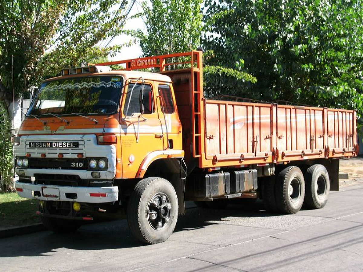 نيسان ديزل - أعلى 102 Best Images About Old Nissan Diesel Ud Trucks On Pinterest تصميم