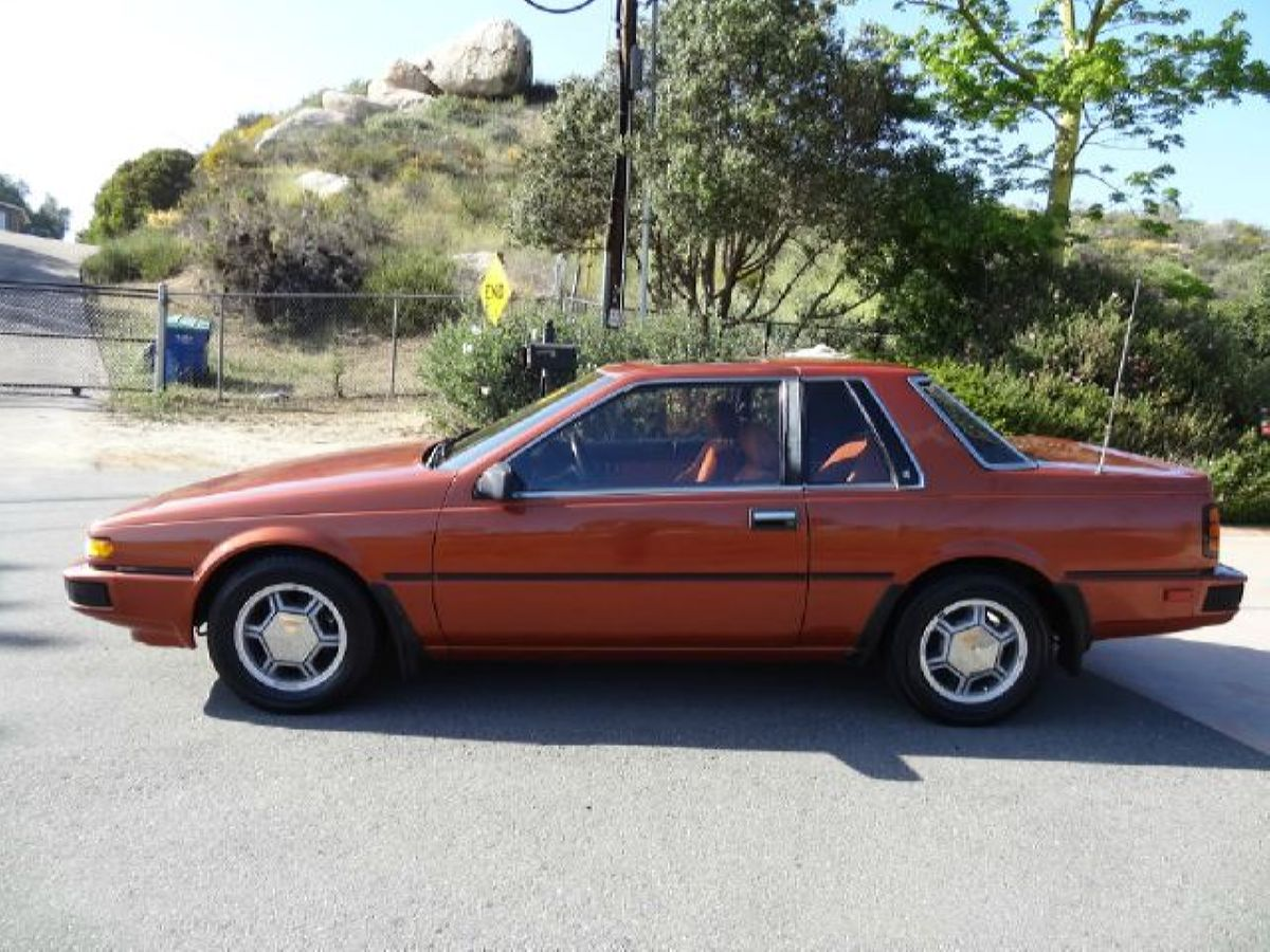 نيسان 1984 - أعلى 1984 Nissan 200sx Information And Photos Momentcar ابتغاها