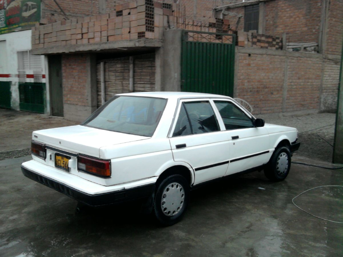 نيسان 1988 - أعلى 1988 Nissan Sentra Information And Photos Momentcar نموذج