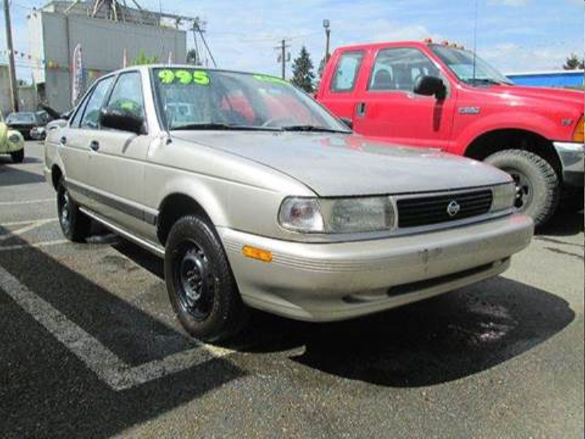 نيسان 94 - أعلى 1994 Nissan Sentra For Sale Carsforsale نموذج