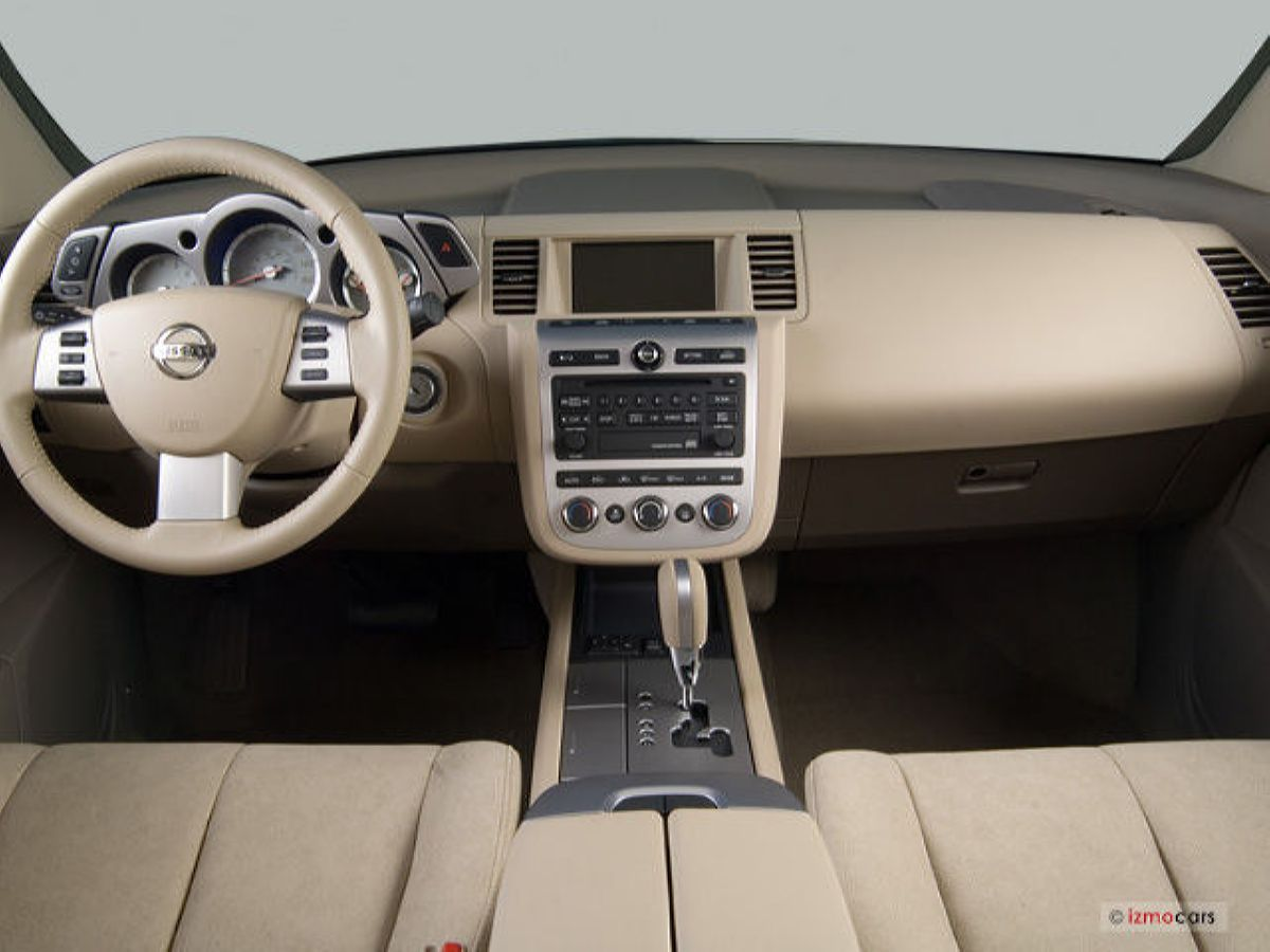نيسان مورانو 2007 - أعلى 2007 Nissan Murano Prices, Reviews And Pictures U.s. News ابتغاها