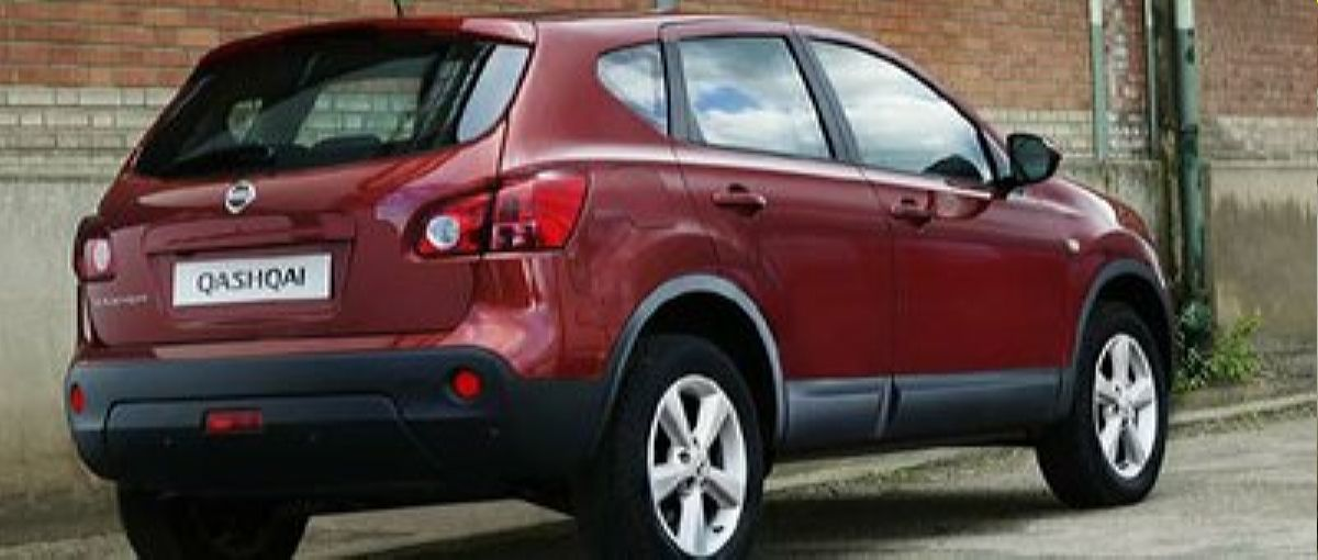 نيسان كاشكاي 2008 - أعلى 2008 Nissan Qashqai Review, Prices & Specs تصميم