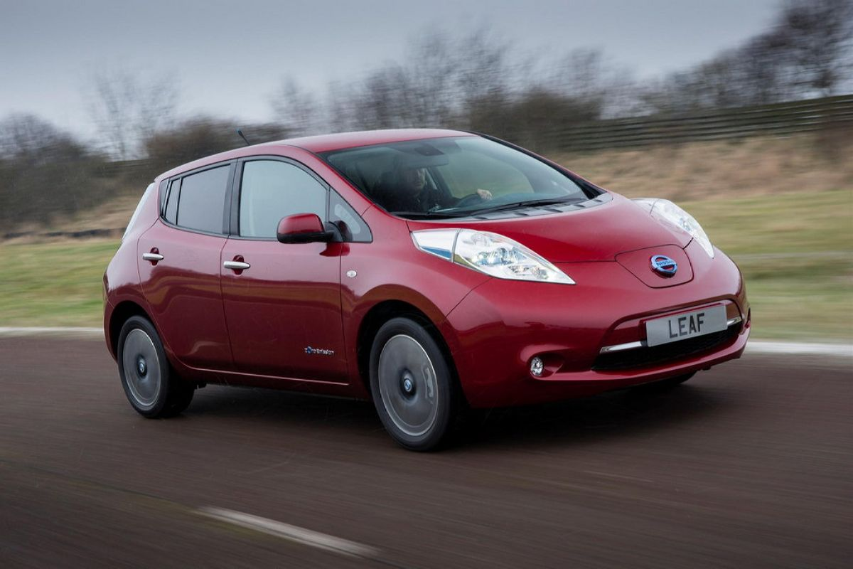 نيسان ليف 2014 - أعلى 2014 Nissan Leaf Information And Photos Momentcar ابتغاها