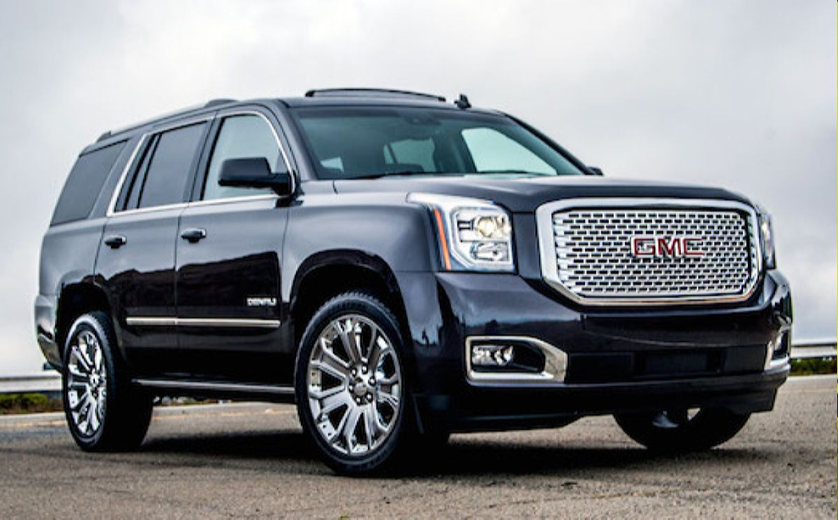 نيسان دينالي - أعلى 2015 Gmc Yukon Denali- Ultra Suvs Are Back Bestride أفكار
