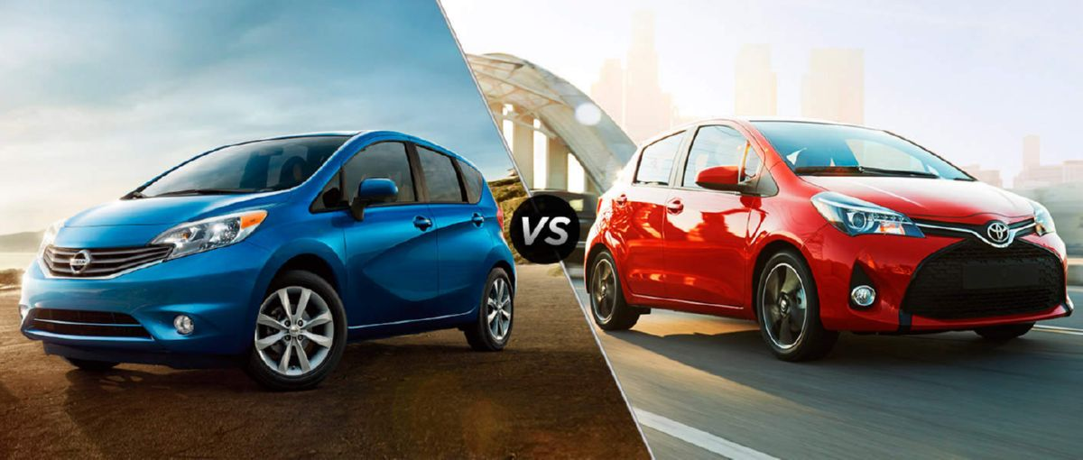 نيسان يارس - أعلى 2015 Nissan Versa Note Vs 2015 Toyota Yaris لأفضل زفاف
