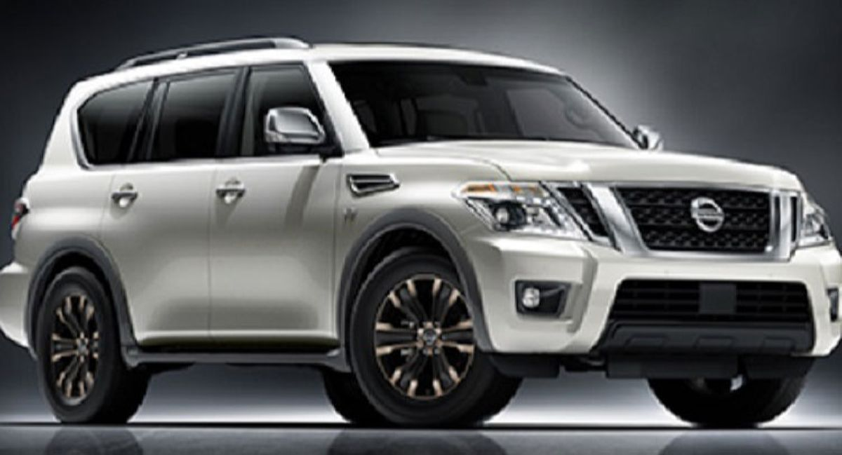 نيسان باترول 2019 - أعلى 2017 Nissan Armada Allegedly Leaked Through Official Image نموذج