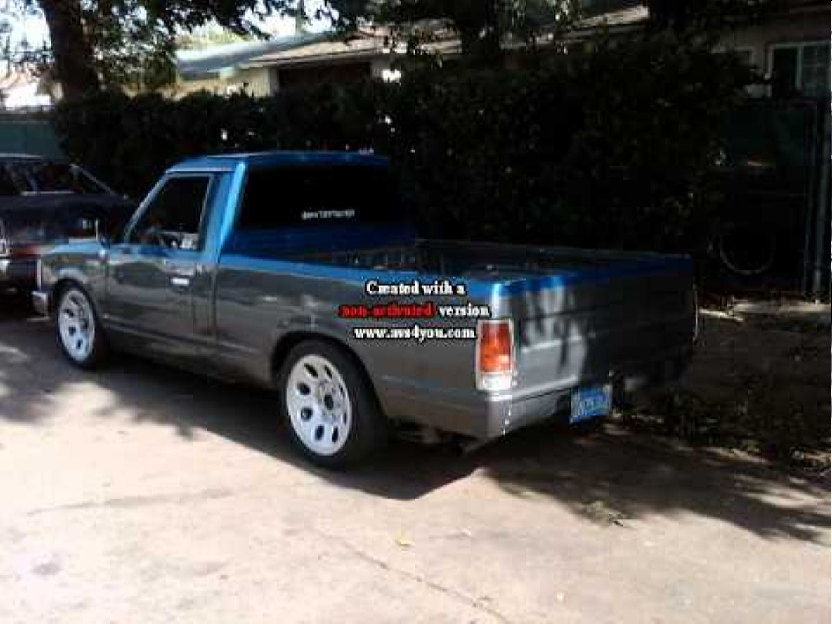 نيسان85 - أعلى Custom 85 Nissan 720. Youtube أفكار