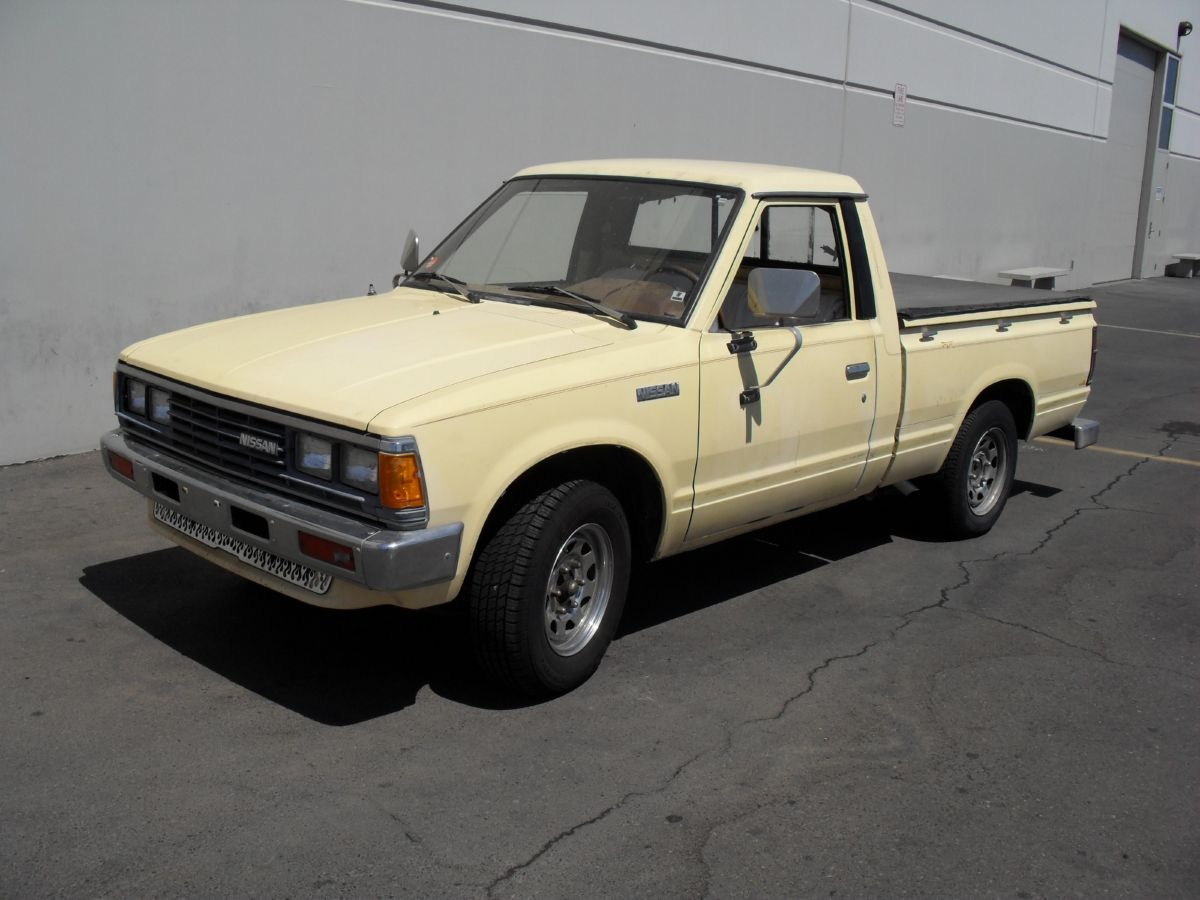 نيسان 84 - أعلى Demonicsaint 1984 Nissan 720 Pick Up Specs, Photos, Modification ابتغاها