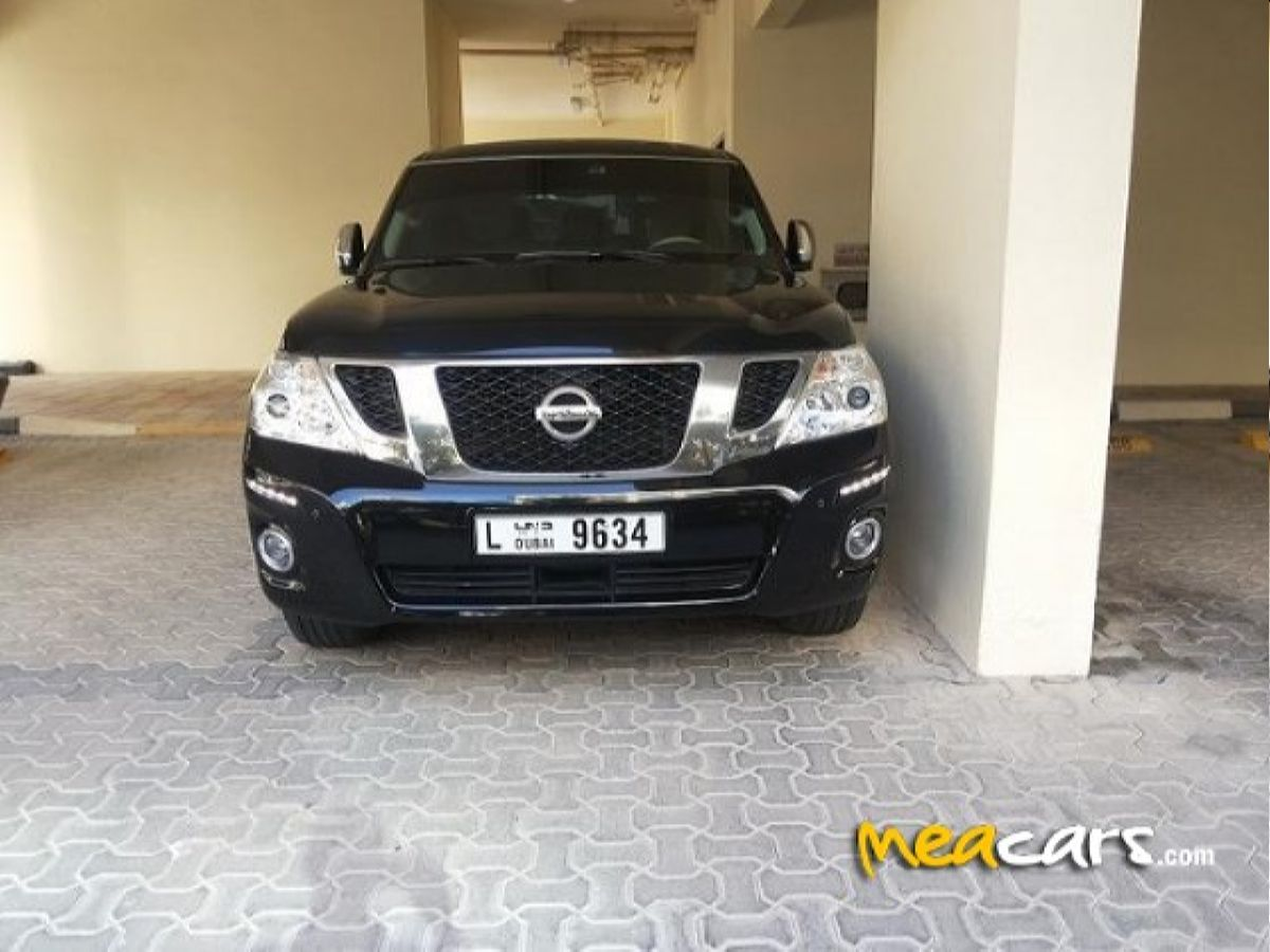 نيسان 2010 للبيع - أعلى Dubai, United Arab Emirates 2010 Nissan Patrol Used Cars نموذج