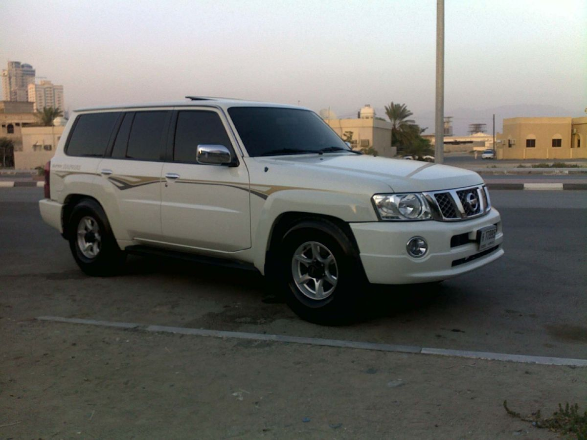 نيسان فتك 2008 - أعلى Rak_2020 2008 Nissan Patrol Specs, Photos, Modification Info At نموذج