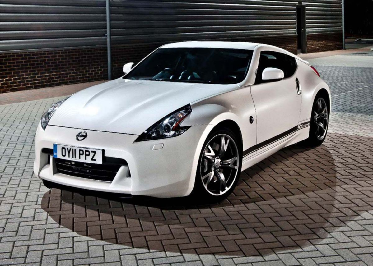 زد نيسان 2012 - الأفضل 2012 Nissan 370z Information And Photos Zombiedrive نموذج