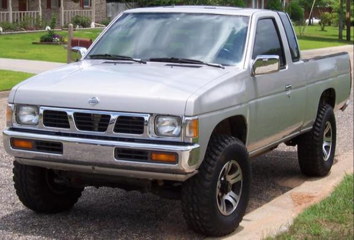نيسان 96 - الأفضل Macmanus 1996 Nissan Regular Cab Specs, Photos, Modification Info تصميم