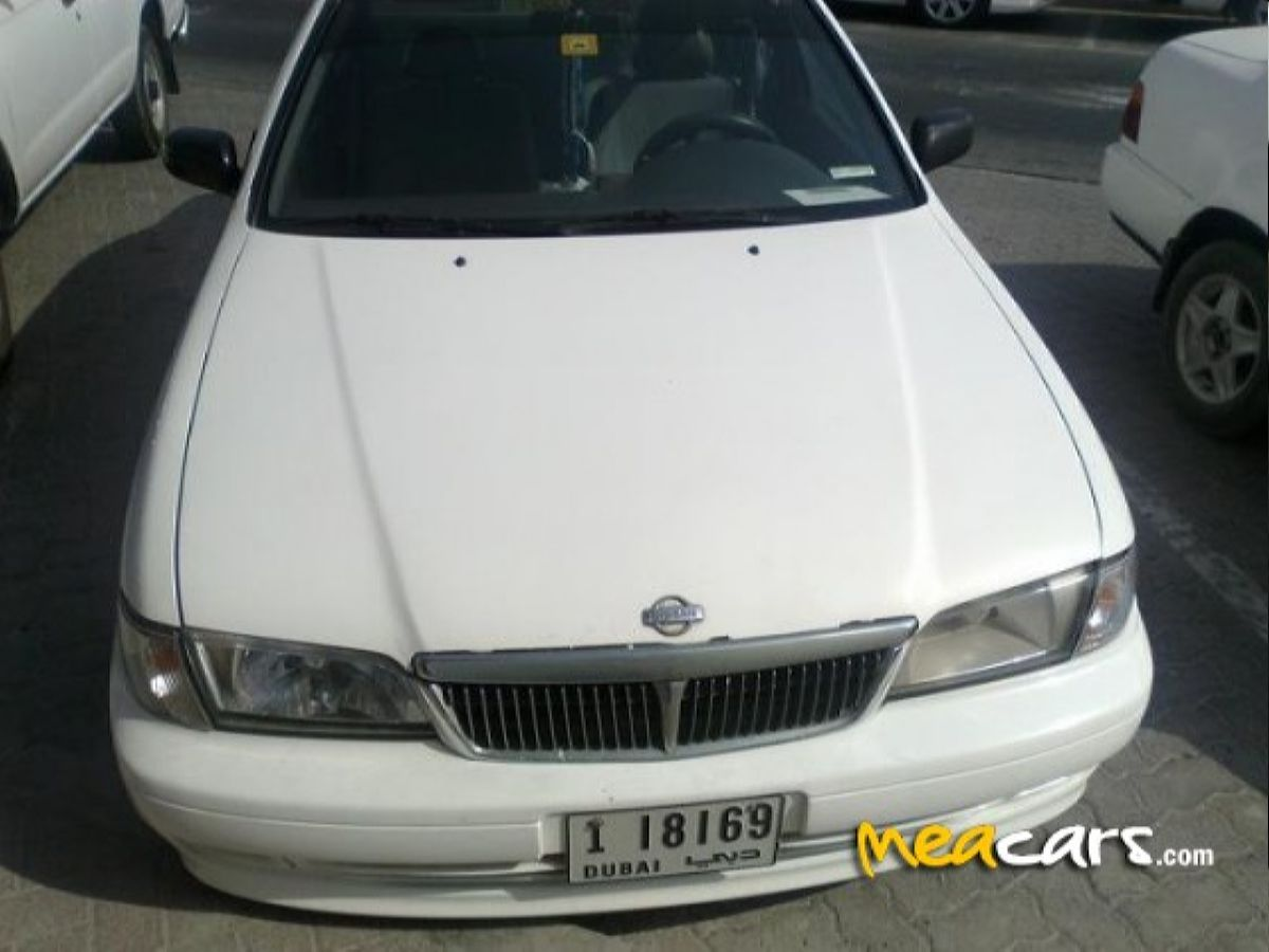 Used Cars In Abu Dhabi Nissan Sunny