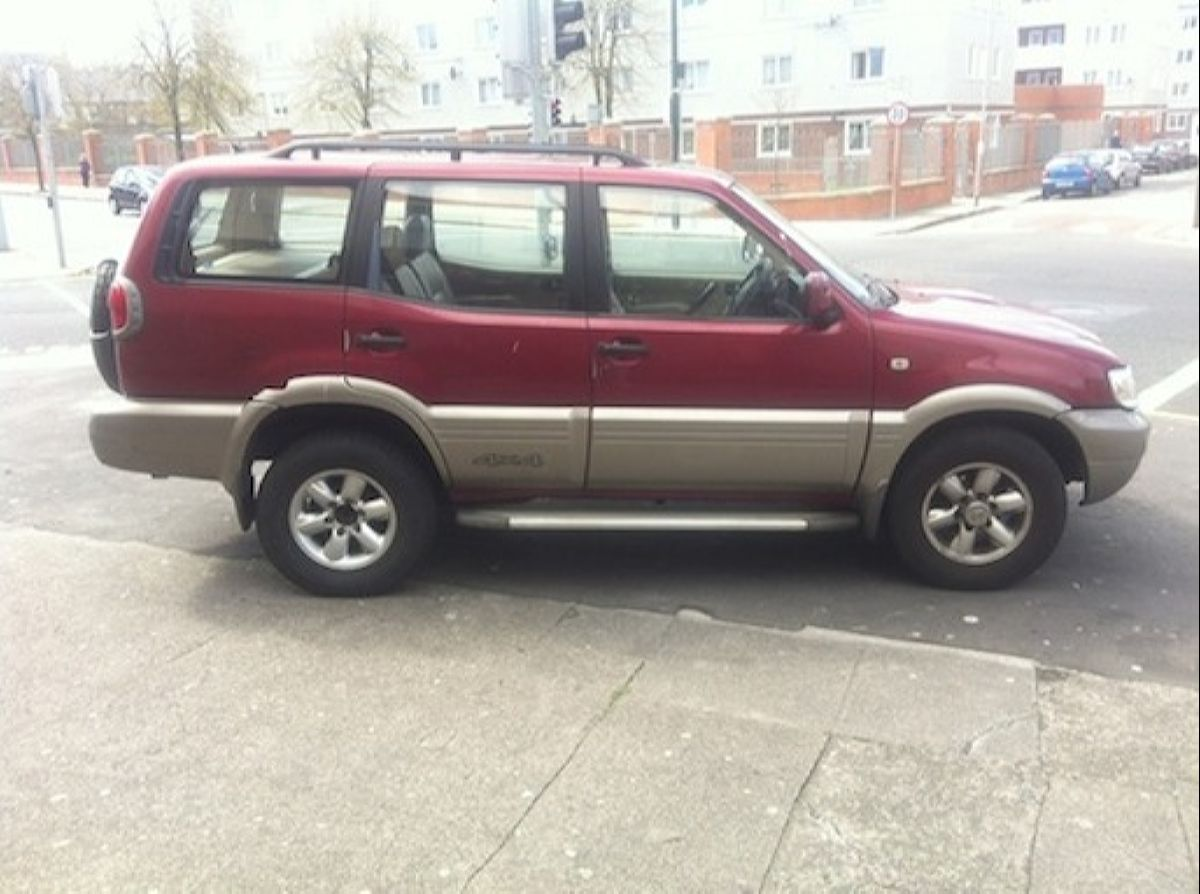 جيب نيسان 2000 - الأفضل Cars For Sale- 2000 Nissan Terrano Buy And Sell Cars. Get That نموذج