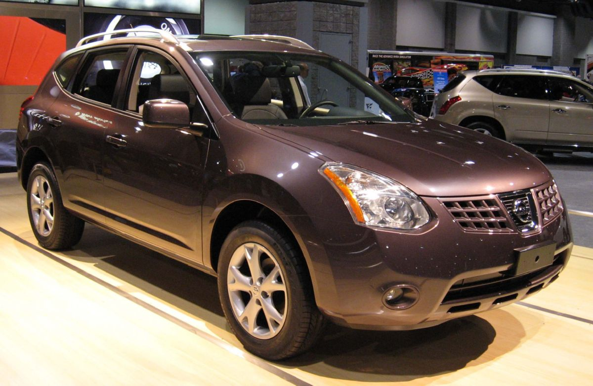 نيسان 2008 - أعلى 2008 Nissan Rogue Information And Photos Momentcar تصميم