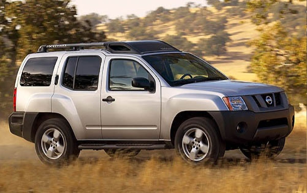 جيب نيسان 2008 - أعلى 2008 Nissan Xterra Information And Photos Zombiedrive ابتغاها