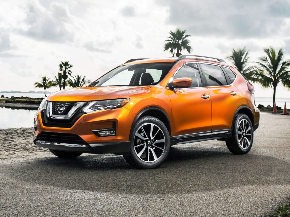 نيسان ونيت 2017 - أعلى Nissan Plays Catch Up, Debuts Hybrid Rogue Crossover For 2017 تصميم